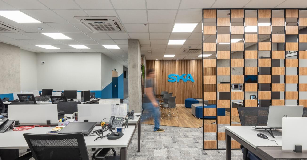 SKA inaugura nova sede em Americana